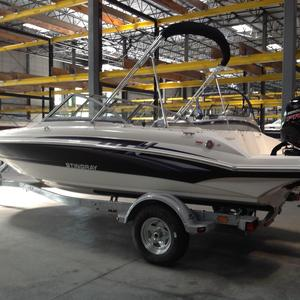 New Stingray 191 DC191 DC Deck Boat For Sale