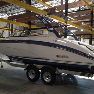 New Yamaha Boats 242 Limited S242 Limited S Jet Boat For Sale