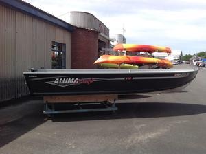 New Alumacraft V16V16 Utility Boat For Sale