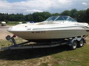 Used Sea Ray 210 Sundeck210 Sundeck Deck Boat For Sale