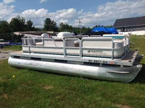 Used Sweetwater 18 Challenger18 Challenger Pontoon Boat For Sale
