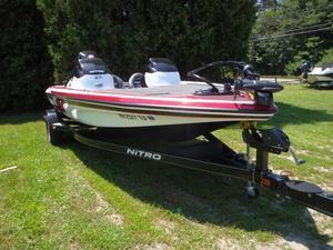 Used Nitro Z7Z7 Freshwater Fishing Boat For Sale
