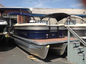 New Crest II 250 SLSCrest II 250 SLS Pontoon Boat For Sale