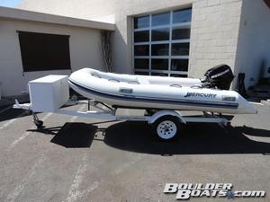 Used Mercury Inflatables 330330 Inflatable Boat For Sale