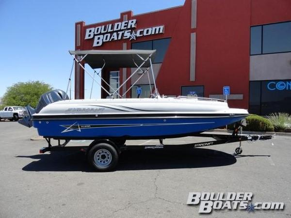 New Starcraft Limited 1915 OBLimited 1915 OB Deck Boat For Sale