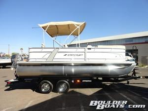 New Starcraft EX 20 CEX 20 C Pontoon Boat For Sale