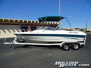 Used Larson SEi 226SEi 226 Bowrider Boat For Sale