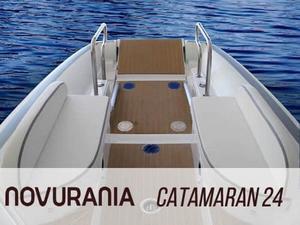 New Novurania Catamaran 24Catamaran 24 Tender Boat For Sale