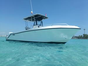 Used Mako 252 Center Console252 Center Console Saltwater Fishing Boat For Sale