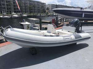 Used Novurania 400dl400dl Tender Boat For Sale