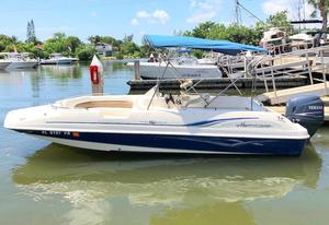 Used Hurricane Fundeck GS201 OBFundeck GS201 OB Deck Boat For Sale