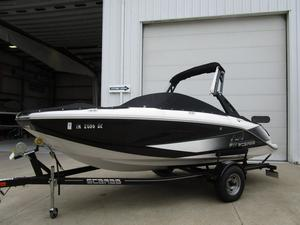 Used Scarab 195195 Jet Boat For Sale