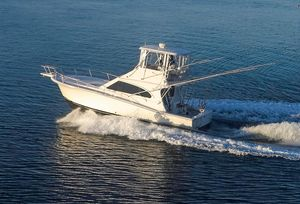 Used Luhrs 40 Convertible40 Convertible Saltwater Fishing Boat For Sale