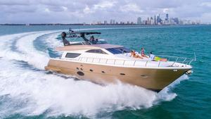 Used Uniesse YachtYacht Motor Yacht For Sale