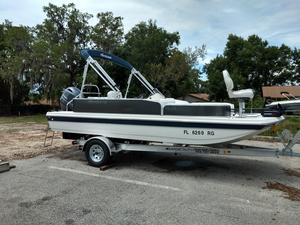Used Hurricane 198RE Fish198RE Fish Deck Boat For Sale