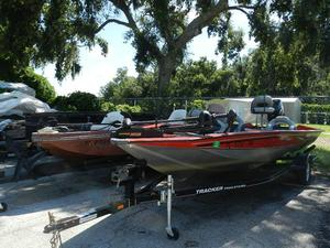 Used Tracker PT175PT175 Aluminum Fishing Boat For Sale