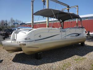 Used Jc 266 TriToon Classic266 TriToon Classic Pontoon Boat For Sale