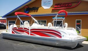New Jc Sporttoon 26TTSporttoon 26TT Pontoon Boat For Sale