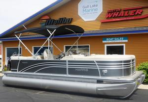 Used Harris Sunliner 220Sunliner 220 Pontoon Boat For Sale