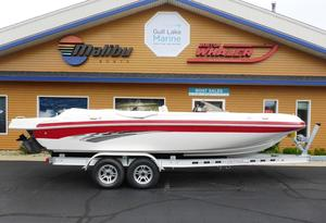 Used Kayot V220V220 Deck Boat For Sale