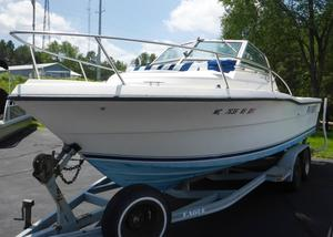 Used Pursuit 23502350 Walkaround Fishing Boat For Sale