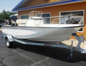 New Boston Whaler Montauk 17Montauk 17 Center Console Fishing Boat For Sale