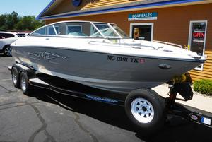 Used Monterey 204FS204FS Runabout Boat For Sale