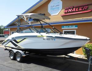 Used Yamaha Boats 212X212X Bowrider Boat For Sale
