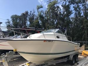 Used Sport-Craft 232 fishmaster232 fishmaster Cuddy Cabin Boat For Sale