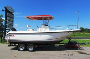 Used Boston Whaler 21 Outrage21 Outrage Center Console Fishing Boat For Sale