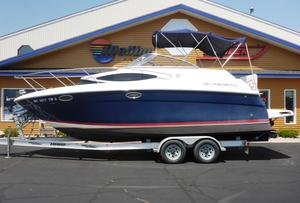 Used Regal 2565 Express Window2565 Express Window Cuddy Cabin Boat For Sale