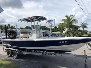 Used Pathfinder 2200cc2200cc Center Console Fishing Boat For Sale