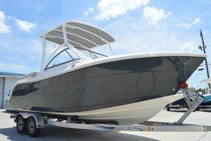 New Cobia 220 DC220 DC Dual Console Boat For Sale