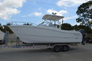 New World Cat 255DC255DC Center Console Fishing Boat For Sale