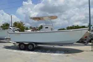 Used Parker 2500 SE2500 SE Center Console Fishing Boat For Sale