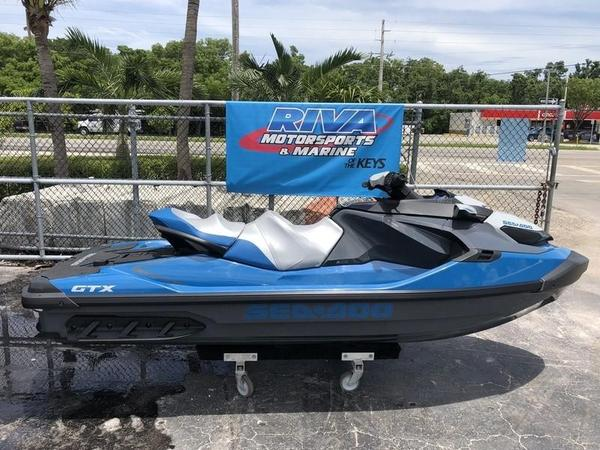 New Sea-Doo GTX 155 with SOUNDGTX 155 with SOUND Personal Watercraft For Sale