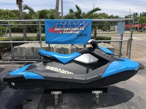 New Sea-Doo SPARK 2-up Rotax 900 HO ACESPARK 2-up Rotax 900 HO ACE Personal Watercraft For Sale
