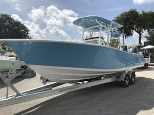 New Sportsman Boats 282 Open Tournament Edition282 Open Tournament Edition Center Console Fishing Boat For Sale