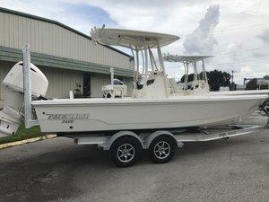 New Pathfinder 2400 TRS2400 TRS Bay Boat For Sale
