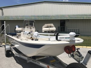 Used Carolina Skiff Carolin Skiff 20JVXCarolin Skiff 20JVX Bay Boat For Sale