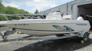 Used Aquasport 190 Osprey190 Osprey Saltwater Fishing Boat For Sale