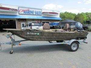 Used G3 1548DK Camo Edition1548DK Camo Edition Jon Boat For Sale