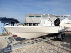 Used Cape Horn 23 CAPE BAY23 CAPE BAY Saltwater Fishing Boat For Sale