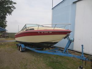 Used Celebrity 21'CUDDY21'CUDDY Cabin Boat For Sale
