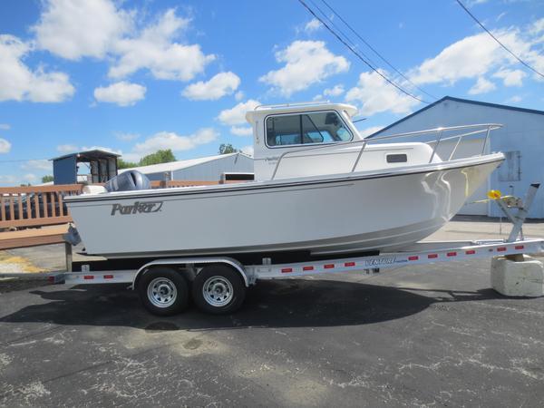 New Parker 2120 Sport Cabin2120 Sport Cabin Freshwater Fishing Boat For Sale