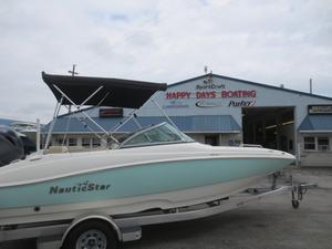 Used Nauticstar 203DC Sport Deck203DC Sport Deck Boat For Sale
