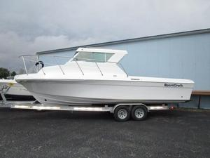 New Sportcraft 272272 Freshwater Fishing Boat For Sale