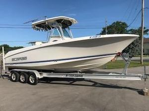 Used Wellcraft Scarab TEScarab TE Center Console Fishing Boat For Sale