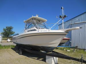 Used Grady-White 232 Gulfsteam232 Gulfsteam Freshwater Fishing Boat For Sale