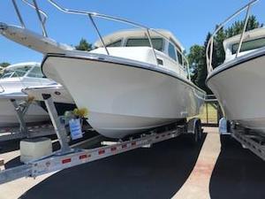 New Parker 2520 Sport Cabin2520 Sport Cabin Freshwater Fishing Boat For Sale